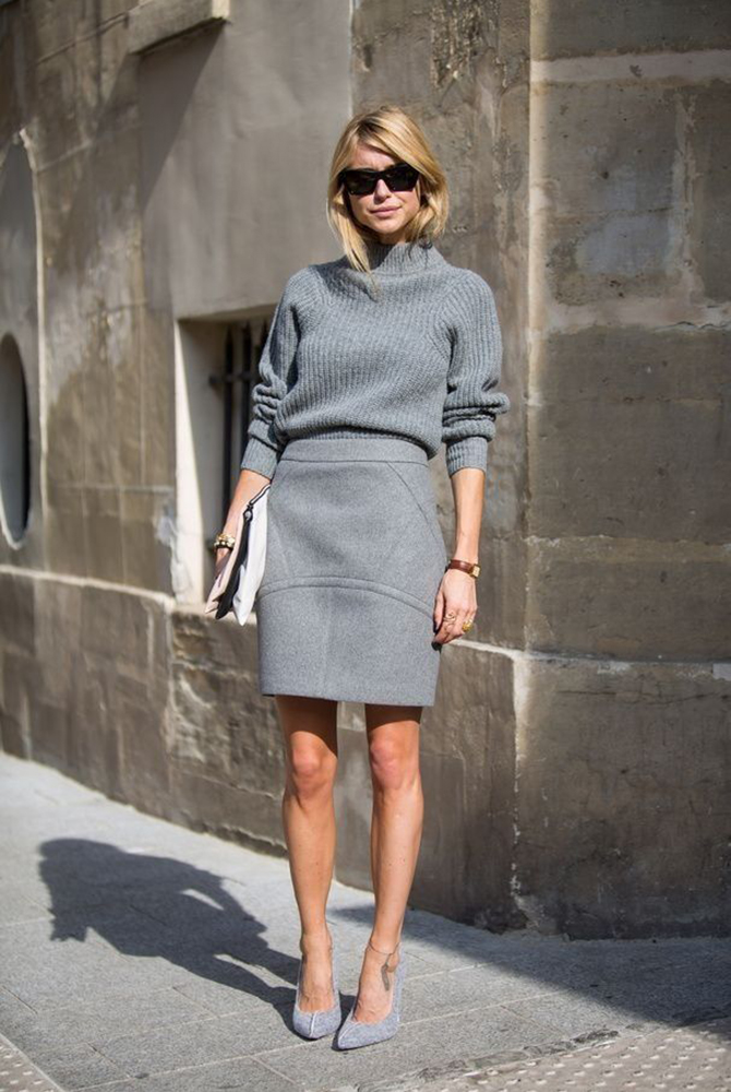 Fashion Attacks All Grey outfit inspiration