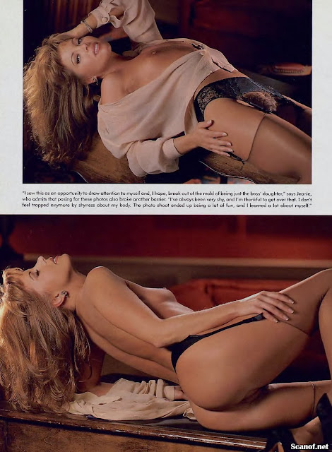 jeanie buss playboy usa may 1995 the tube 88