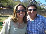 Pastor Everton e Missionaria Luciana