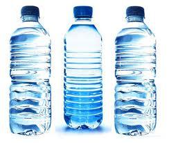 botellas con agua