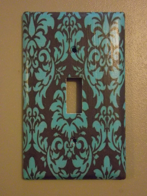 Decorative Wall Light Covers : Lilacsndreams decorative wall plate light switch covers