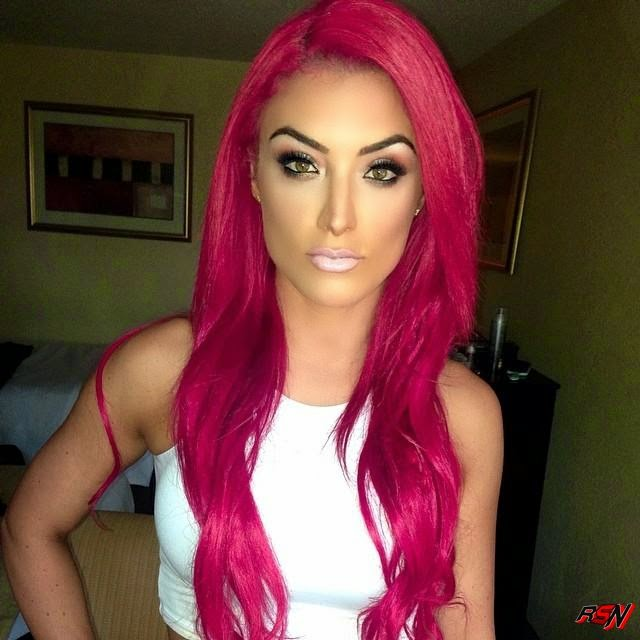 Eva Marie All Dolled Up.