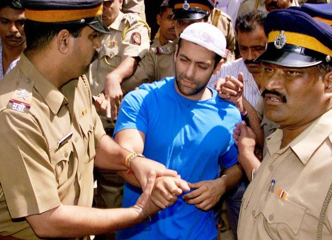Salman Khan Bersalah Kes Langgar Lari Tapi Bukan MyVi