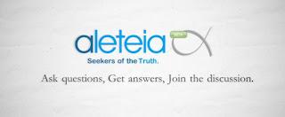 Aleteia social network