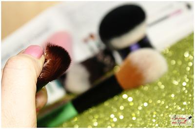 neve Cosmetics promo pennelli