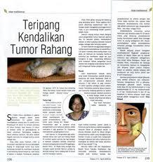 Obat Herbal Tumor Rahang