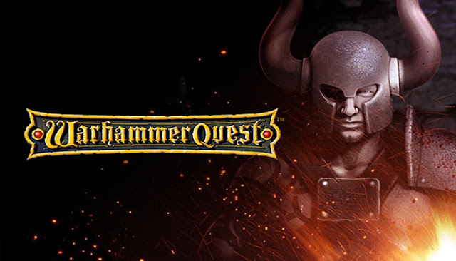 Warhammer Quest v1.0.4 Apk + Datos SD Full + Mod [oro / Magia]