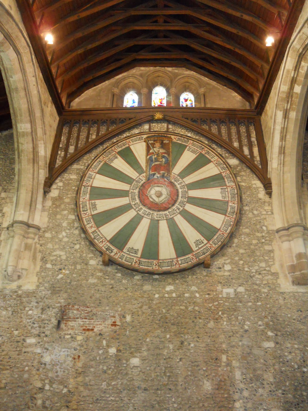 The bagsy blog winchester cathedral the new vaudeville band - Round table winchester cathedral ...