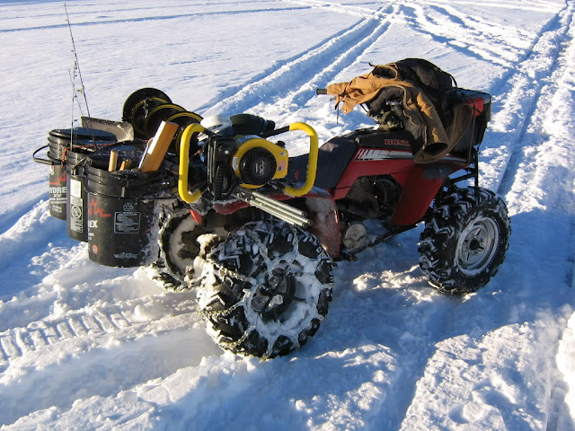 Ice Auger Quad Mount3