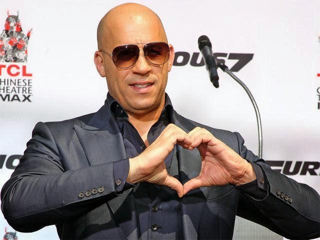10 Fakta Yang Mungkin Anda Tak Tahu Tentang Vin Diesel