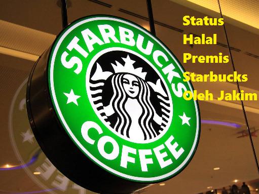 Status Halal Starbucks