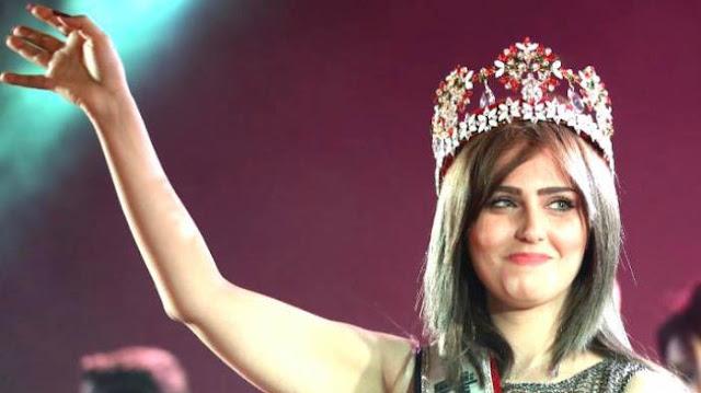 Setelah Terima Mahkota, Miss Irak Langsung Diancam ISIS