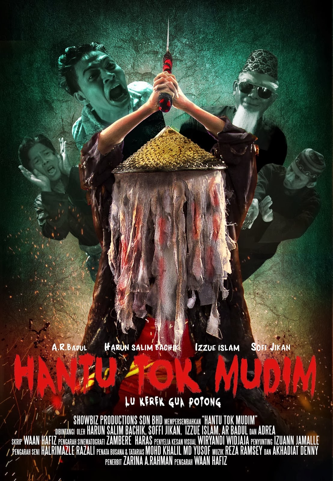 Tonton Hantu Tok Mudim 2013 Full Movie