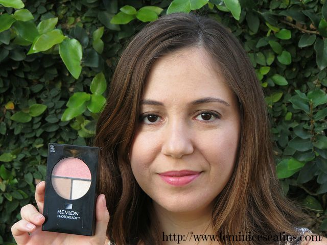 Revlon Blush Photoready Sculpting Palette