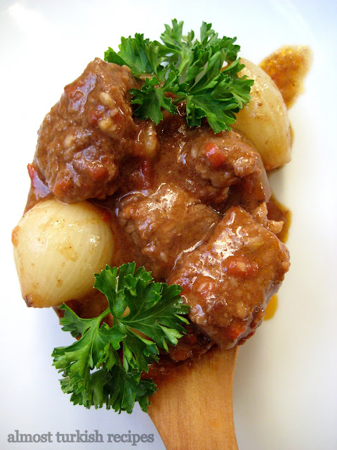 Priest's Beef Stew