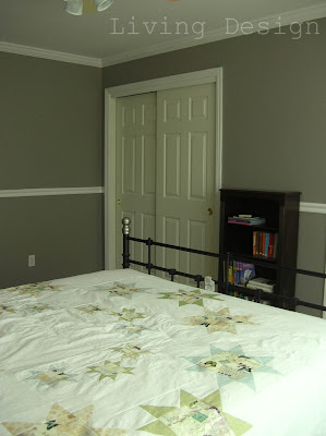 Living Design Guest Bedroom: A Work in Progress