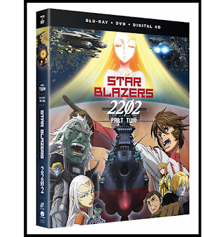 SPACE BATTLESHIP YAMATO 2202 PART 2