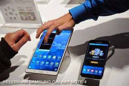 Kelebihan dan Keunggulan Samsung Galaxy Note 4 Terbaru