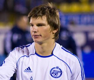 El ruso Arshavin deja el Arsenal y regresa al Zenit