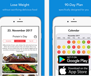 Health & Fitness App of the Month - 90 Day Diet