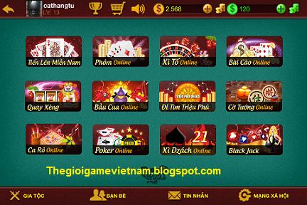 Game Bài iVegas