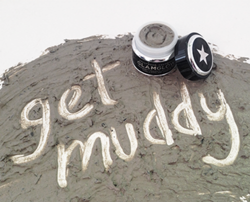 #getmuddy With Glamglow for National Mud Pack Day!