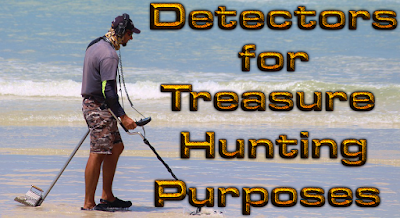 Treasure Hunting Detectors