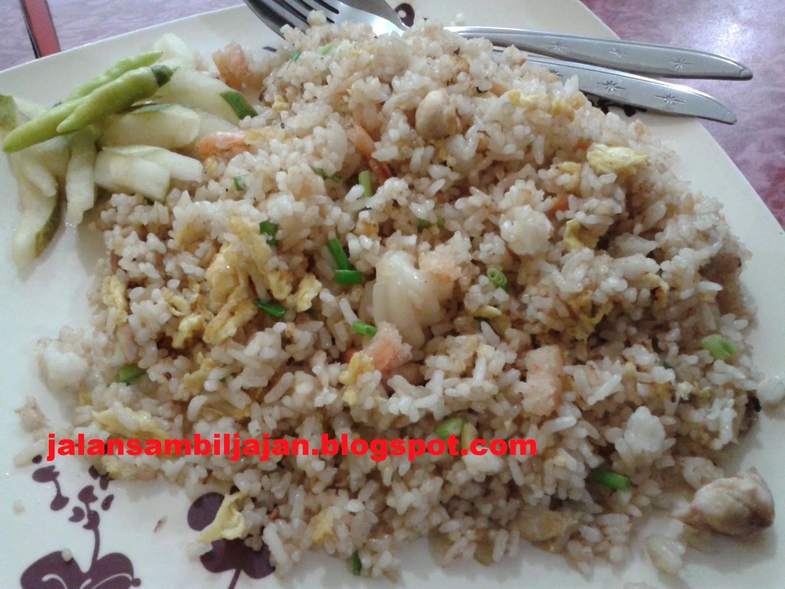 Nasi Goreng Seafood Vito