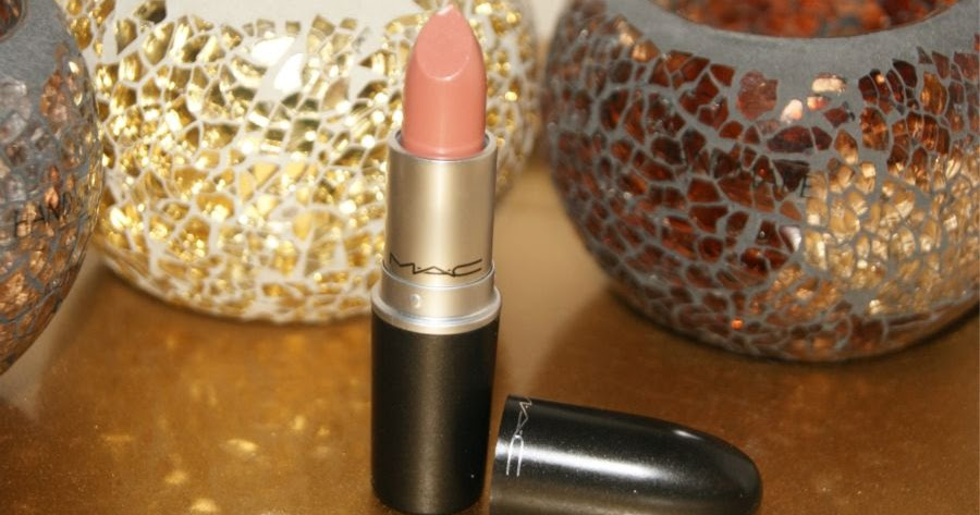 MAC Shy Girl Lipstick - Review | The Sunday Girl