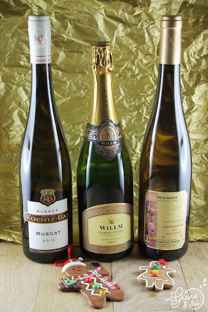 Millefeuille Saumon Spiruline Parmesan Vins d'Alsace Concours