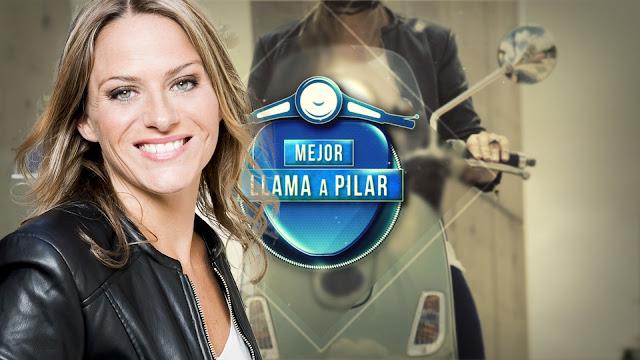 Mejor llama a Pilar 1x05 Espa&ntildeol Disponible