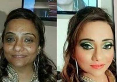 Suami saman isteri selepas lihat wajah tanpa makeip. Suami saman isteri rupa hodoh tanpa makeup