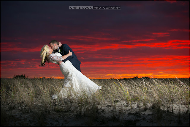 Cape Cod wedding blog photo from Chris Cook Photography about Wychmere Spectacular