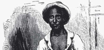 Solomon Northrup, author of TWELVE YEARS A SLAVE