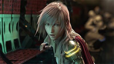 Phim Final Fantasy XIII Cutscene