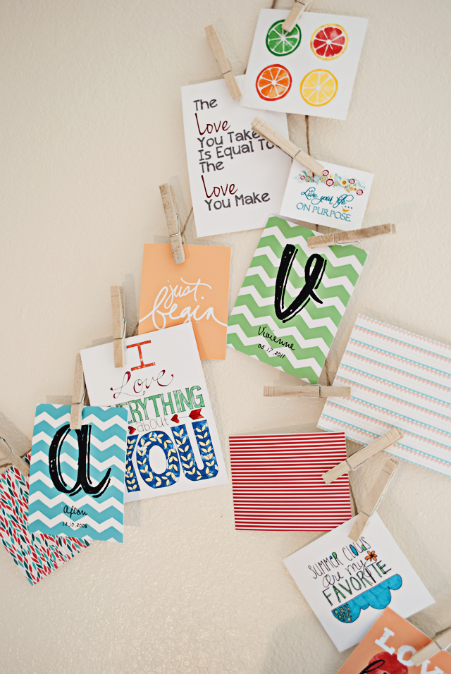 DIY Printables Banner by Three in Three