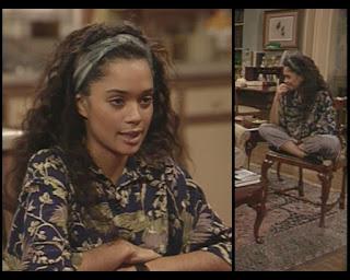 Cosby Show Denise Huxtable Lisa Bonet