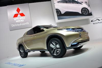 Mitsubishi GR-MiEV