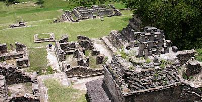 Tonina - Chiapas - que visitar