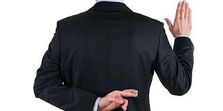 5 Cara Ampuh Menghadapi Pembohong
