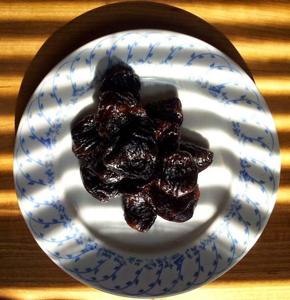 fruits secs, fruits confits, conservation, laxatif, digestion, intestin