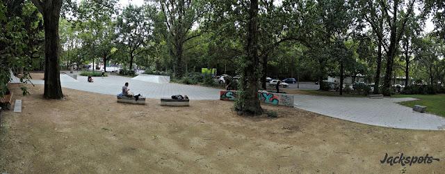 Skatepark Böcklerpark