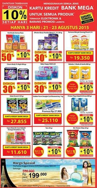 Katalog Carrefour Akhir Pekan Terbaru