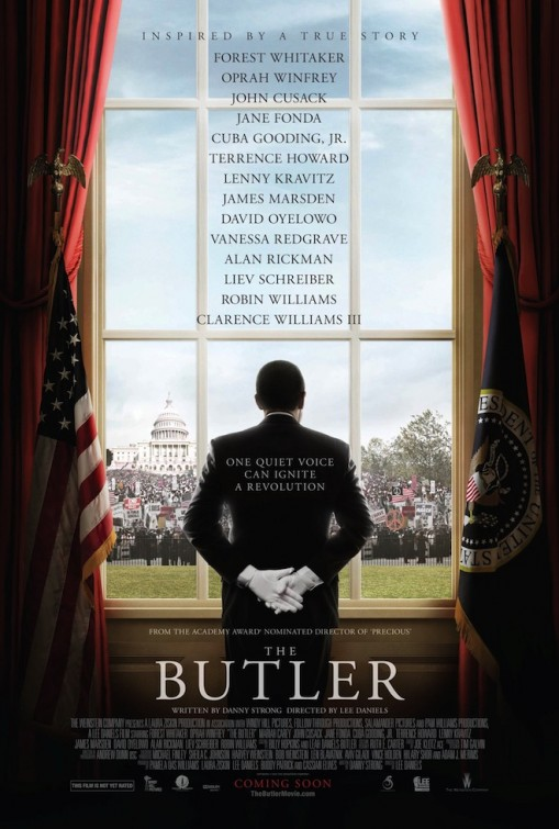 El mayordomo (The butler) (2013)