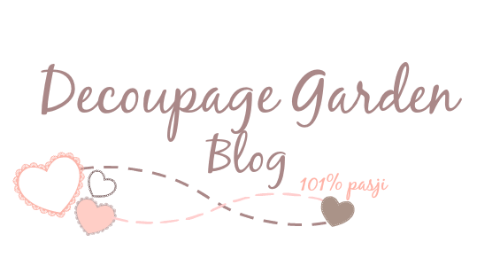 Decoupage Garden Blog