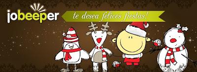 Jobeeper feliz Navidad