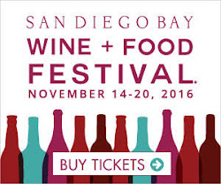 San Diego Bay Wine & Food Festival - November 14-20