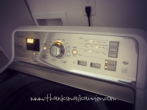 Maytag Bravos XL washer
