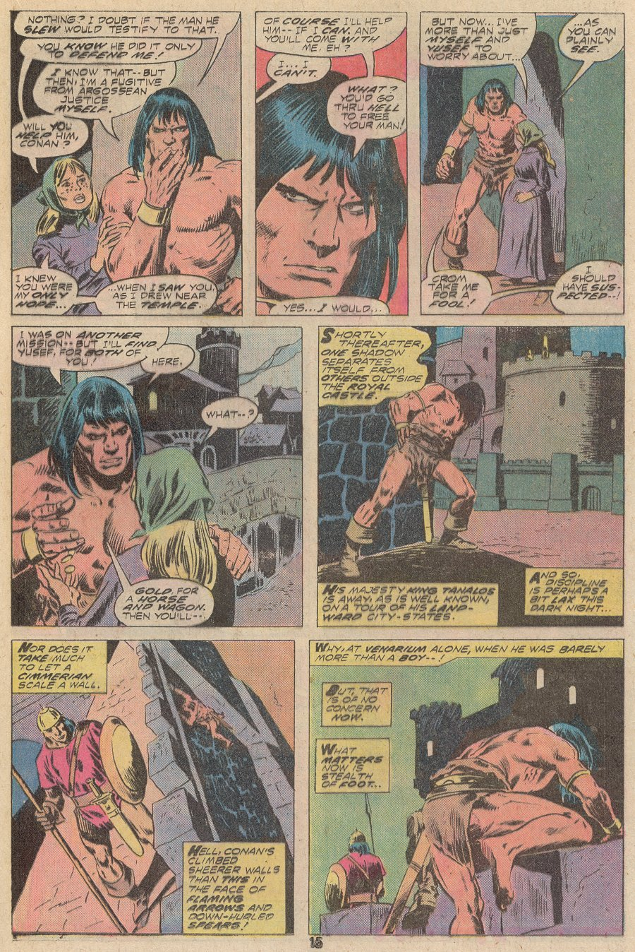 Conan the Barbarian (1970) Issue #67 #79 - English 10