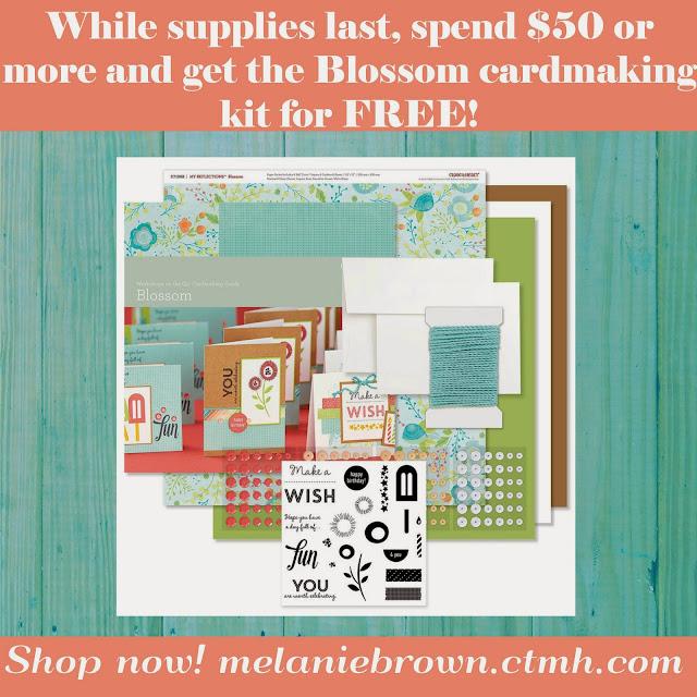 Free Blossom Kit